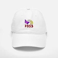 1953 Birthday (Colorful) Baseball Baseball Cap