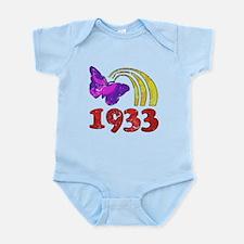 1933 Birthday (Colorful) Infant Bodysuit