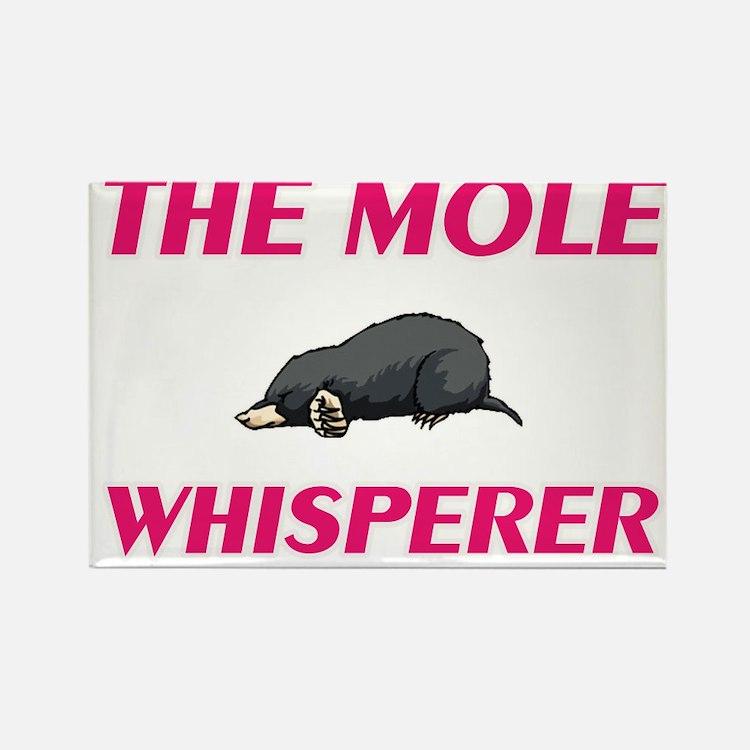 The Mole Whisperer Magnets