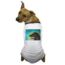 Black Labrador Retriever Dog Dog T-Shirt