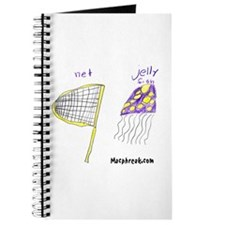 Jelly Fish and Net Journal