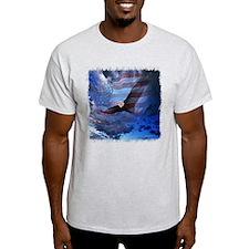 American Glory Ash Grey T-Shirt
