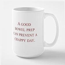 Bowel Prep Mugs