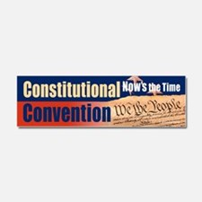Constitutional Convention Car Magnet 10 x 3