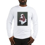 Cocker Spaniel parti colored Long Sleeve T-Shirt