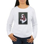 Cocker Spaniel parti colored Women's Long Sleeve T