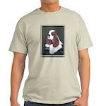 Cocker Spaniel parti colored Light T-Shirt