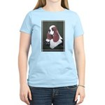 Cocker Spaniel parti colored Women's Light T-Shirt