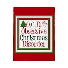 Christmas Crazy Twin Duvet