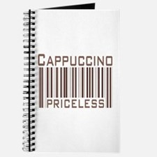 Cappuccino Priceless Journal