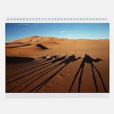 Morocco Wall Calendar