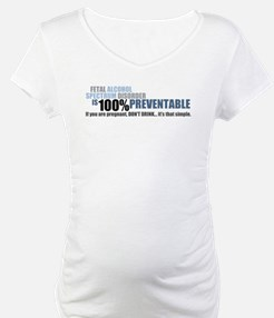 FASD is 100% Preventable Shirt