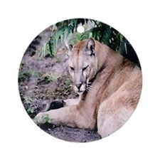 Cougar series 3 Ornament (Round)