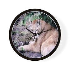 Cougar series 3 Wall Clock