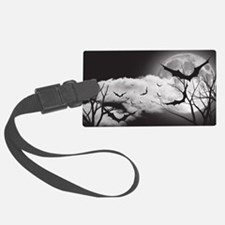 Bats in the Moonlight Luggage Tag