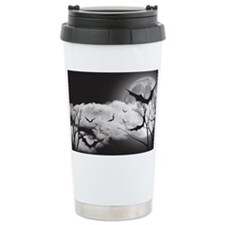 Bats in the Moonlight Travel Mug