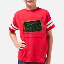April Youth Football Shirt