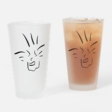 The Guy Drinking Glass