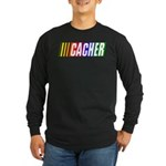 CACHER Long Sleeve Dark T-Shirt
