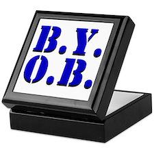 BYOB Keepsake Box