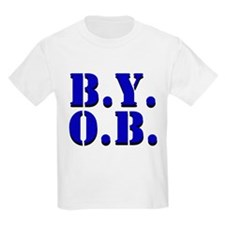 BYOB Kids T-Shirt
