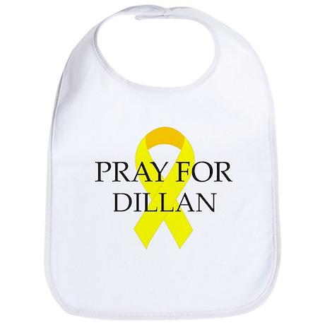 Pray for Dillan Bib