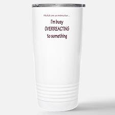 Unique Drama queen Travel Mug