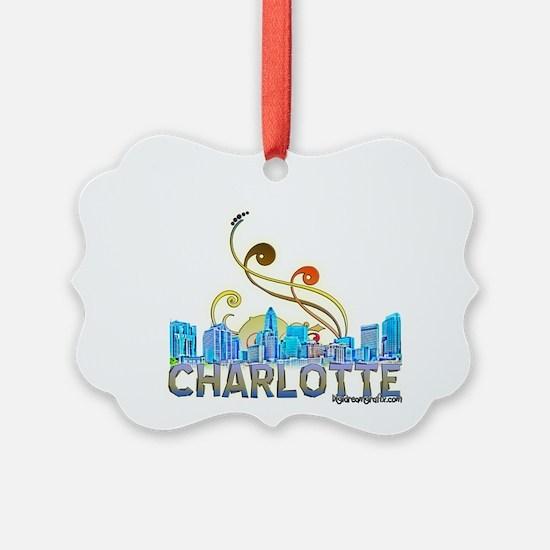 charlotte Ornament