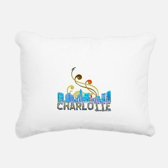 charlotte Rectangular Canvas Pillow