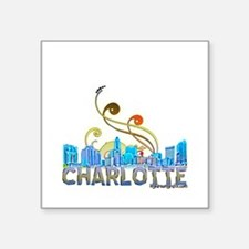 charlotte Sticker