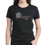 Autism Women's Dark T-Shirt