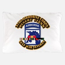 Army - DS - XVIII ABN CORPS - w DS Pillow Case