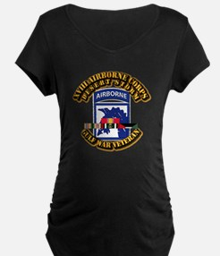 Army - DS - XVIII ABN CORPS - w DS T-Shirt