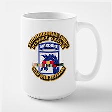 Army - DS - XVIII ABN CORPS - w DS Mug