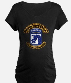 Army - DS - XVIII ABN CORPS T-Shirt