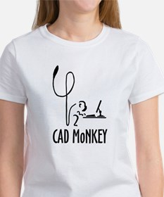 CAD Monkey T-Shirt