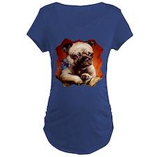 Bowtie Pug Puppy T-Shirt