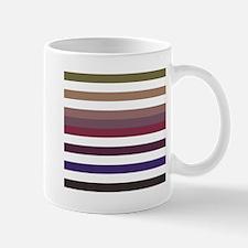 Plum Stripes Fall Fashion Mugs