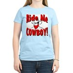 Ride Me Women's Pink T-Shirt