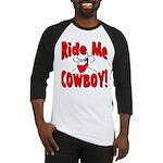 Ride Me Baseball Jersey