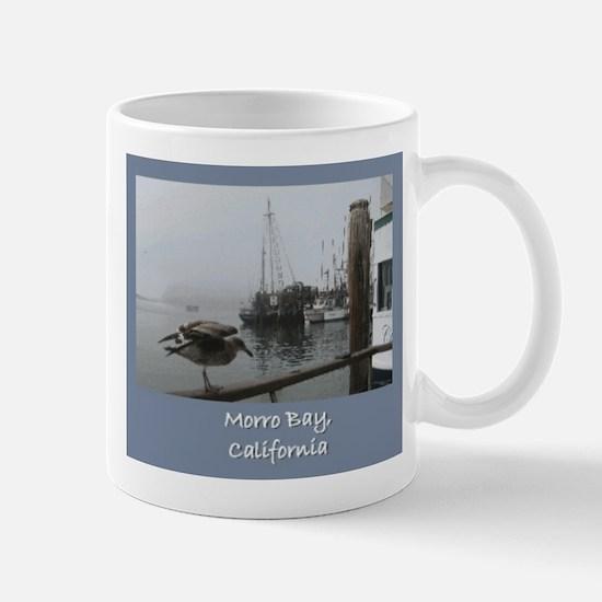 Morro Bay CA Mug