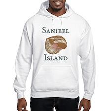 sanibel island shell .png Hoodie
