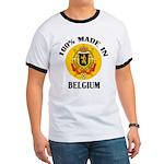 100% Made In Belgium Ringer T