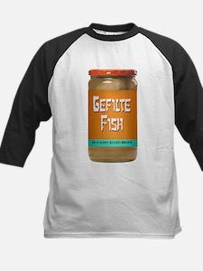 Gefilte Fish Kids Baseball Jersey
