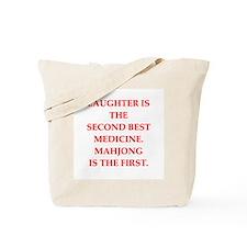 MAHJONG3 Tote Bag