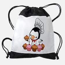 Cupcake Bake (4) Drawstring Bag