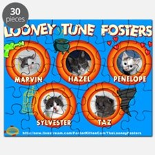 Looney Tune Fosters Puzzle