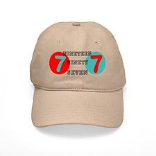 Nineteen Ninety Seven 7 Baseball Cap