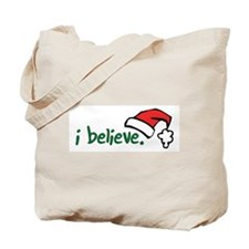 i believe. Tote Bag