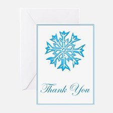 Generic Holiday Thank You Cards (Pk of 10)